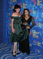 WEST HOLLYWOOD, CA - SEPTEMBER 24: Kathy Najimy, Pauley Perrette attends the Los Angeles LGBT Center's 47th Anniversary Gala Vanguard Awards at Pacific Design Center on September 24, 2016 in West Hollywood, California. (Credit: Parisa Afsahi/MediaPunch).