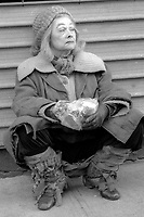 "#Lucille Ball 1985<br /> Filming ""Stone Pillow""<br /> Photo By Adam Scull/PHOTOlink.net"
