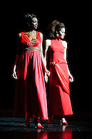EBONY Fashion Show in St. Louis on Nov 30, 2008.