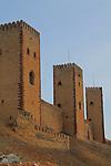 Castillo Alcazar de Molina de Aragon.
