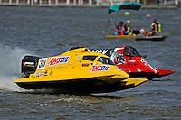 Robert Rinker (#30) and Tim Seebold (#16)   (Formula 1/F1/Champ class)