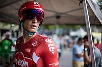 Marcel Kittel (DEU/Katusha Alpecin) race ready.<br /> <br /> Binckbank Tour 2018 (UCI World Tour)<br /> Stage 2: ITT Venray (NL) 12.7km