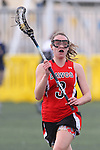 Santa Barbara, CA 02/18/12 - Callie Wheatley (Georgia #3) in action during the Georgia-Michigan matchup at the 2012 Santa Barbara Shootout.  Georgia defeated Michigan 12-10.