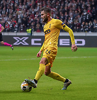 Nicolas Gavory (Standard Lüttich, R. Standard de Liege) - 24.10.2019:  Eintracht Frankfurt vs. Standard Lüttich, UEFA Europa League, Gruppenphase, Commerzbank Arena<br /> DISCLAIMER: DFL regulations prohibit any use of photographs as image sequences and/or quasi-video.