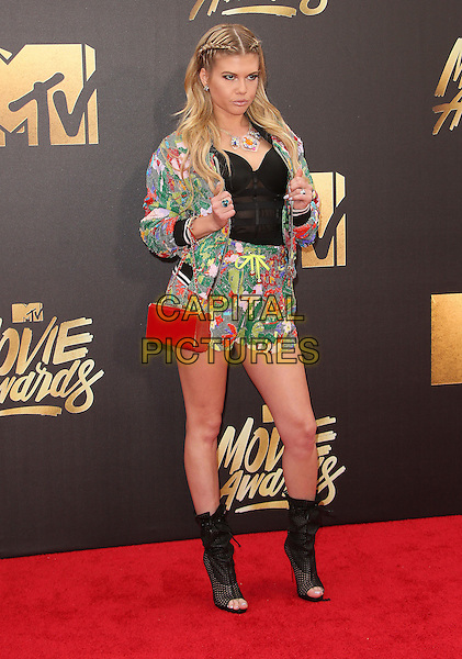 09 April 2016 - Burbank, California - Chanel West Coast. 2016 MTV Movie Awards held at Warner Bros. Studios. <br /> CAP/ADM/SAM<br /> &copy;SAM/ADM/Capital Pictures
