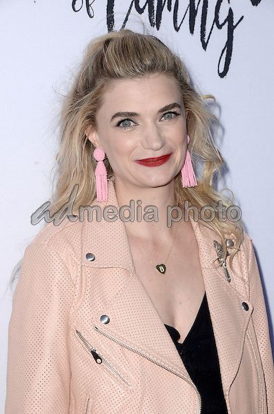 "23 June 2016 - Hollywood. Megan Ferguson. Arrivals for the Los Angeles special screening of Netflix's ""The Fundamentals Of Caring"" held at ArcLight Hollywood. Photo Credit: Birdie Thompson/AdMedia"