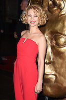MyAnna Buring arrives for the Children's BAFTA Awards 2014 at The Roundhouse, Camden, London, London. 23/11/2014 Picture by: Steve Vas / Featureflash