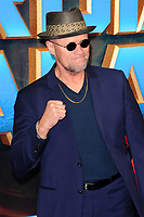 www.acepixs.com<br /> <br /> April 24 2017, New York City<br /> <br /> Michael Rooker arriving at the European Gala screening of 'Guardians of the Galaxy Vol. 2' at the Hammersmith Apollo on April 24, 2017 in London<br /> <br /> By Line: Famous/ACE Pictures<br /> <br /> <br /> ACE Pictures Inc<br /> Tel: 6467670430<br /> Email: info@acepixs.com<br /> www.acepixs.com