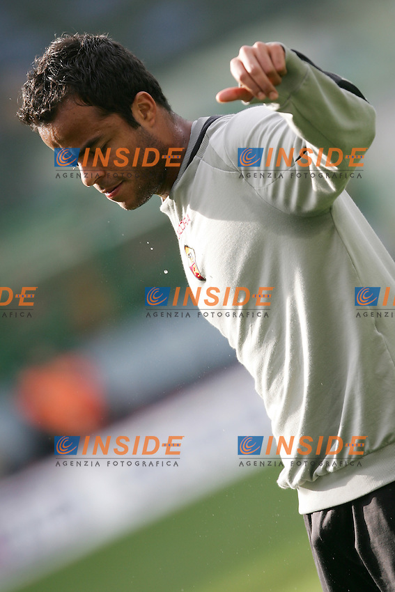 Amantino Mancini (Roma)<br /> Italian &quot;Serie A&quot; 2006-07<br /> 11 Feb 2007 (Match Day 23)<br /> Roma-Parma (3-0)<br /> &quot;Olimpico&quot;-Stadium-Roma-Italy<br /> Photographer: Andrea Staccioli INSIDE