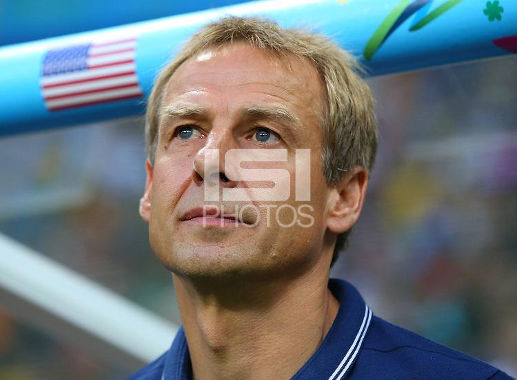 USA coach Juergen Klinsmann