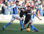 Jason Holt with Kirk Broadfoot and Greg Taylor