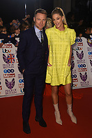 Ronan Keating and Storm Keating<br /> The Pride Of Britain Awards at Grosvenor House Hotel, on October 30, 2017 in London, England. <br /> CAP/PL<br /> &copy;Phil Loftus/Capital Pictures /MediaPunch ***NORTH AND SOUTH AMERICAS ONLY***
