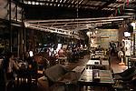 BANGKOK. THAILAND JAN 2015:<br />Kapol Thongplub, a ghost tycoon owns a Ghost theme restaurant in Bangkok, Jan 2015<br />@Giulio Di Sturco for the NewYorkTimes International