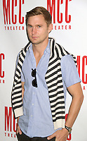 June 14 , 2012 Brian Geraghty attends the MCC Theater's benefit reading of The Heart Of The Matter afterparty  at the Ramscale in New York City. © RW/MediaPunch Inc. NORTEPHOTO.COM<br />