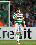Dejection from Gary Caldwell