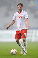 Fussball 2. Bundesliga:  Saison   2012/2013,    14. Spieltag  TSV 1860 Muenchen - 1. FC Koeln  16.11.2012 Kevin Mc Kenna (1. FC Koeln)