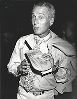 CelebrityArchaeology.com<br /> New York City<br /> 1981 FILE PHOTO<br /> Paul Newman<br /> Photo By John Barrett-PHOTOlink.net / MediaPunch / MediaPunch