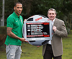 Kelvin Wilson and Tom Boyd promote ESPN's coverage of Football