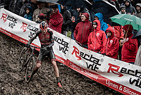 Yannick Peeters (BEL/Pauwels Sauzen - Bingoal)<br /> <br /> Jaarmarktcross Niel 2019 (BEL)<br /> <br /> ©kramon