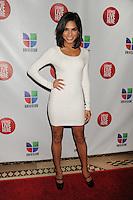 Alejandra Espinoza at the Univision Upfront 2012 reception at Cipriani 42nd Street on May 15, 2012 in New York City. ©mpi01/MediaPunch Inc