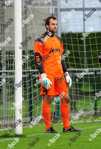 2014-10-26 / Voetbal / seizoen 2014-2015 / Groen Rood Katelijne - KFC Lille / Yannick De Winter<br /><br />Foto: mpics.be