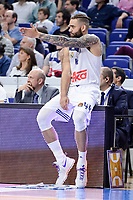 Real Madrid's Jeffery Taylor during Turkish Airlines Euroleague match between Real Madrid and Crvena Zvezda Mts Belgrade at Wizink Center in Madrid, Spain. March 10, 2017. (ALTERPHOTOS/BorjaB.Hojas) /NortePhoto.com