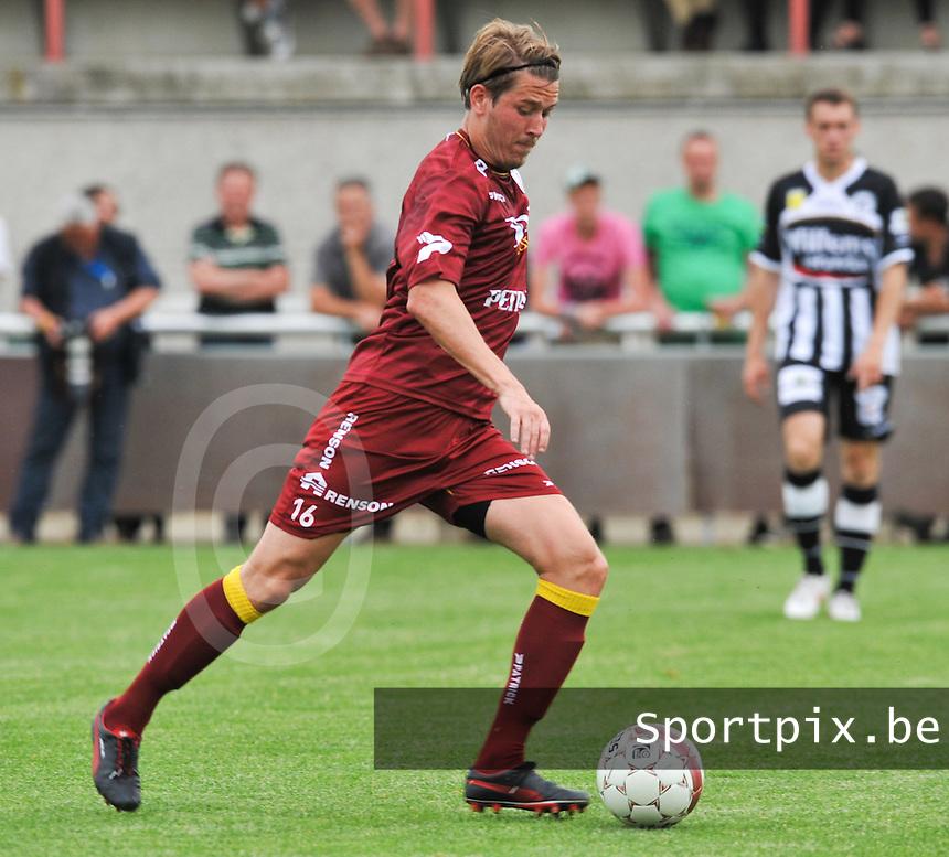 SV Zulte - Waregem : Olafur Skulason.foto VDB / BART VANDENBROUCKE