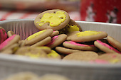 The Hyde Park Neighborhood Club held a holiday Cookie Exchange Friday afternoon.
