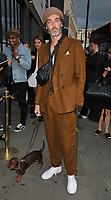 Richard Biedul at the James Bay x TOPMAN new capsule collection launch party, Ace Hotel Shoreditch, Shoreditch High Street, London, England, UK, on Tuesday 08 August 2017.<br /> CAP/CAN<br /> &copy;CAN/Capital Pictures