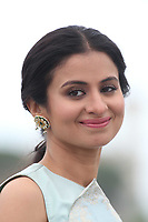 Rasika Dugal attends the photocall for 'Manto' during the 71st annual Cannes Film Festival at Palais des Festivals on May 14, 2018 in Cannes, France.<br /> CAP/GOL<br /> &copy;GOL/Capital Pictures