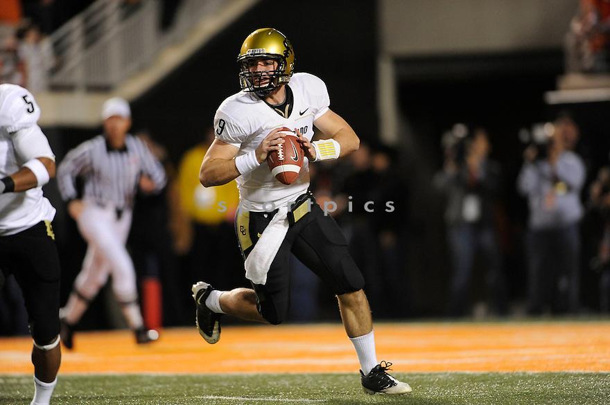 Tyler Hanson(9) / Colorado Buffaloes,COLORADO,TYLER HANSEN