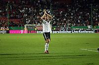 Miroslav Klose (D) auf der Ehrenrunde