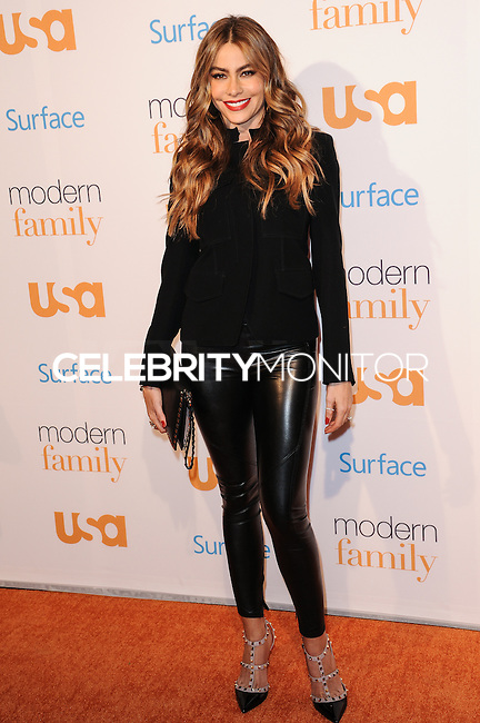 "WESTWOOD, CA - OCTOBER 28: USA Network Hosts ""Modern Family"" Fan Appreciation Day held at Westwood Village Theatre on October 28, 2013 in Westwood, California. (Photo by Rob Latour/Celebrity Monitor)"
