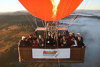 20120615 June 15 Hot Air Balloon Gold Coast
