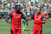 Seattle Sounders FC vs Toronto FC, May 6, 2017