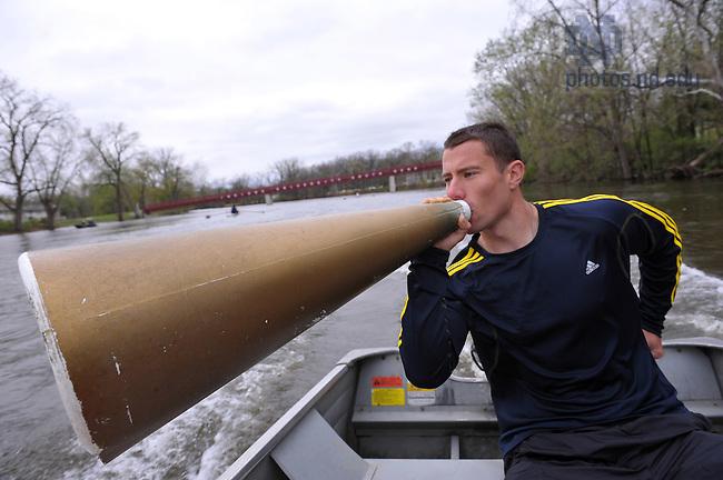Men's Rowing Club..Photo by Matt Cashore/University of Notre Dame