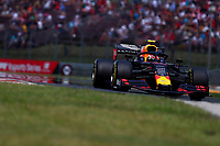 #33 Max Verstappen Aston Martin Red Bull Racing Honda. Hungarian GP, Budapest 2-4 August 2019<br /> Budapest 03/08/2019 GP Hungary <br /> Formula 1 Championship 2019 Race  <br /> Photo Federico Basile / Insidefoto