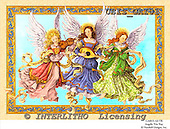 Ingrid, HOLY FAMILIES, HEILIGE FAMILIE, SAGRADA FAMÍLIA, paintings+++++,USISGAI01,#XR# angels ,vintage