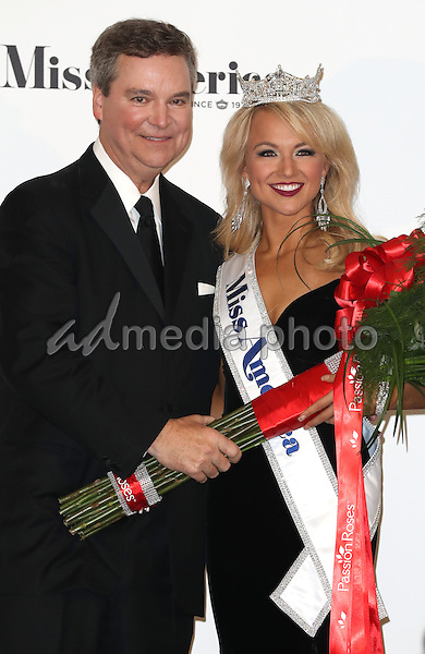 11 September 2016 - Atlantic City, New Jersey - Sam Haskell, 2017 Miss America Savvy Shields.  2017 Miss America Savvy Shields holds her first press conference at Boardwalk Hall.  Photo Credit: MJT/AdMedia