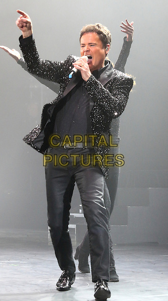 Donny Osmond performs as part of his Soundtrack To My Life Tour at the Eventim Apollo, Hammersmith, London on January 31st 2017<br /> CAP/ROS	<br /> &copy; Steve Ross/Capital Pictures