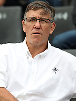 DURBAN, SOUTH AFRICA - APRIL 14: Gary Teichmann (Chief executive officer) of the Cell C Sharks during the Super Rugby match between Cell C Sharks and Vodacom Bulls at Jonsson Kings Park Stadium on April 14, 2018 in Durban, South Africa. Photo: Steve Haag / stevehaagsports.com