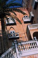"Europe/Italie/Côte Amalfitaine/Campagnie/Ravello : Hôtel ""Palazzo Sasso"" via San Giovanni del Toro"