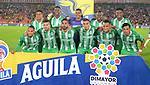 Independiente Santa Fe igualó 0-0 ante Atlético Nacional. Fecha 20 Liga Águila II-2019.