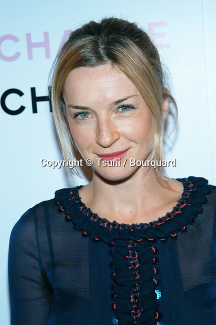 "Ever  Carradine arriving at "" An Evening at Take a ""Chance"" at Chanel"" in Beverly Hills. Los Angeles. October 17, 2002."