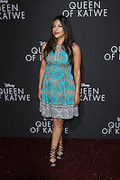 "20 September 2016 - Hollywood, California - Tracy Perez. ""Queen Of Katwe"" Los Angeles Premiere held at the El Capitan Theater in Hollywood. Photo Credit: AdMedia"