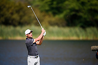 Benjamin Hebert (FRA) during the 2nd round at the Nedbank Golf Challenge hosted by Gary Player,  Gary Player country Club, Sun City, Rustenburg, South Africa. 09/11/2018 <br /> Picture: Golffile | Tyrone Winfield<br /> <br /> <br /> All photo usage must carry mandatory copyright credit (&copy; Golffile | Tyrone Winfield)