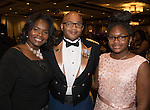 Barbara, LTC-Alvin and Breuna Bolton during the 29th Annual Dr. Martin Luther King, Jr. Dinner Celebration at the Atlantis Casino Resort Spa in Reno, Monday night, Jan. 16, 2017.