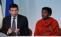 20131011 ROMA-POLITICA: CONFERENZA STAMPA SULLE MISURE DEL GOVERNO A FAVORE DELLA CASA