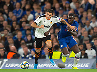 Chelsea v Valencia - Champions League Group stage - 17.09.2019