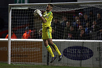 Lewis Ward of Aldershot Town during Dagenham & Redbridge vs Aldershot Town, Vanarama National League Football at the Chigwell Construction Stadium on 10th February 2018